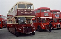 FPT592C Original London Tour Northern General