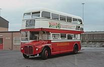 583CLT Blackpool CT London Transport