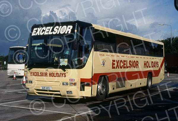 A15XEL (P526BLJ) Excelsior,Bournemouth