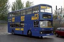C603LFT Stagecoach Glasgow(Magic Bus) Busways Tyne & Wear PTE