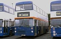 GYE461W DeCourcey,Coventry London Transport