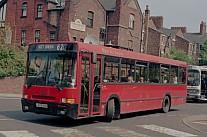 L533EHD Wigan Bus Company,Pemberton