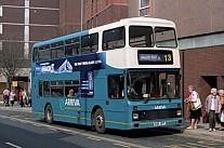 G511SFT Arriva North Midlands Kentish Bus