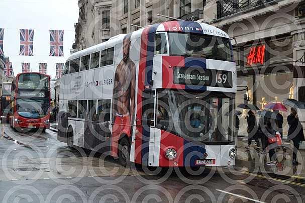 LTZ1603 Abellio London