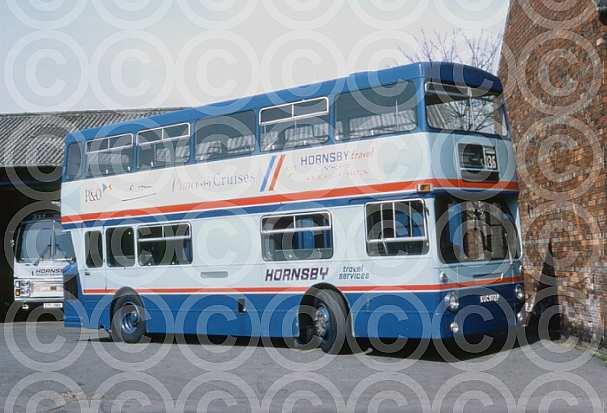 KUC972P Hornsby,Ashby London Transport