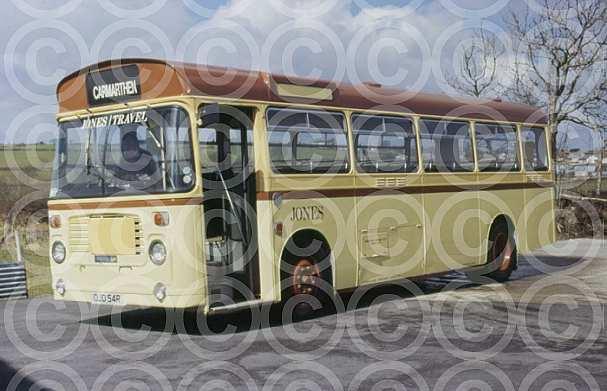 OJD54R Jones(Ffoshelig),Newchurch London Transport