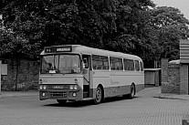 OSJ634R Chesterfield CT(Retford & District) Western SMT