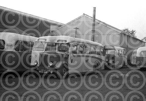BRG184 Rebody Austin(Happy Days),Woodseaves Hardings,Birkenhead Alexander,Aberdeen