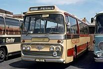 HDK511E Richardson,Sheffield Yelloway,Rochdale