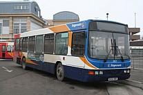 N454HWY Stagecoach RoadCar Blazefield Lancashire United Blazefield Yorkshire Coastliner