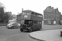 KGK750 Wass Bros.,Mansfield London Transport