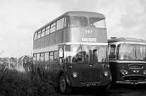 957PRR Bedlington & District Barton,Chilwell