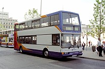 X514UOM Stagecoach Manchester Volvo Demonstrator