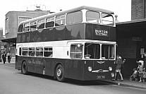 325YNU Blue Bus,Willington