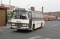 PVB799S Maun,Mansfield East Kent