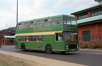 HKE678L Northern Bus,Anston Maidstone & District