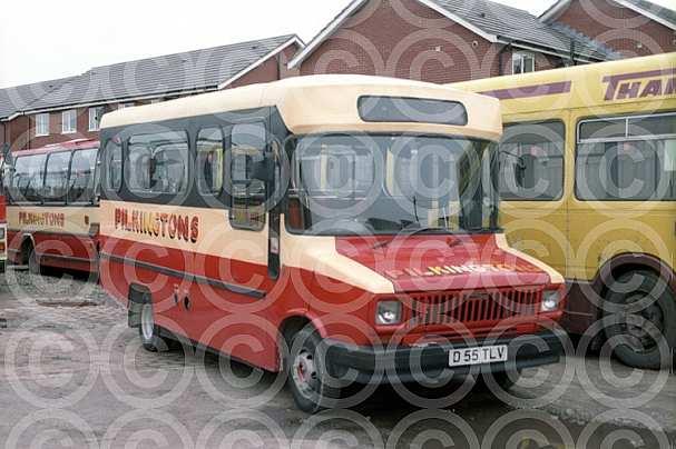 D55TLV Pilkington,Accrington North Western,Bootle