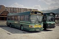 HJA129N MacConnacher(Gaelic Bus),Ballachulish OK,Bishop Auckland GMPTE