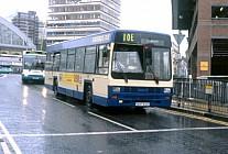 G137EOG Merseyline,Garston West Midlands Buses