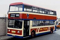 YNL221V Blue Triangle,Bootle Busways Tyne & Wear PTE