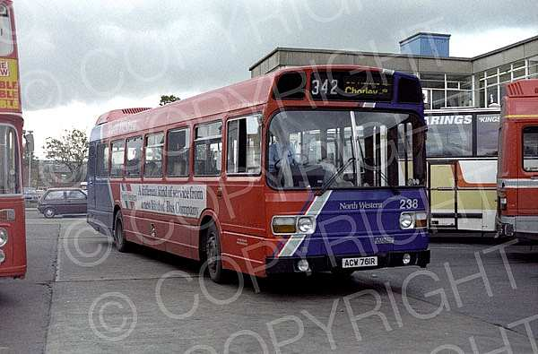 ACW761R North Western Ribble MS
