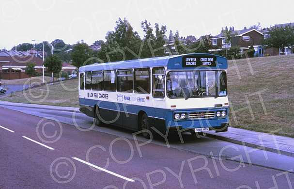C885MTN Low Fell Coaches (Tindall),Low Fell
