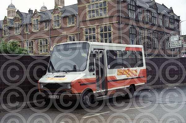 D534MJA GM Buses