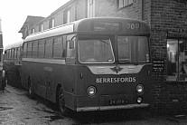 241BKM Berresfords,Cheddleton Maidstone & District