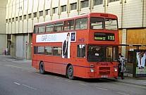 C483CBU First Manchester GM Buses GMPTE