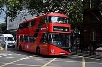 LTZ1250 Stagecoach London