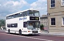 M646RCP Blue Bus,Bolton Metrobus,Orpington