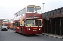 A135HLV MTL Lancashire Travel Merseybus Merseyside PTE