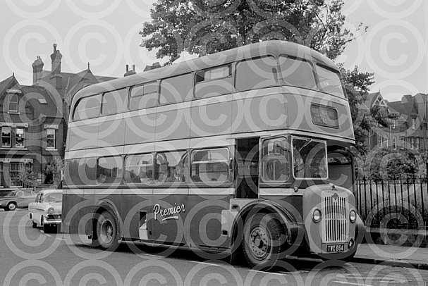 TWX864 Premier,Stainforth
