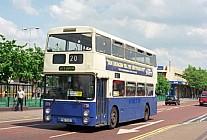 TWH703T Merseyline,Garston GM Buses GMPTE