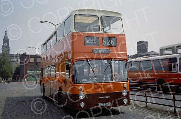 TWH805K Greater Manchester PTE