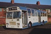 AUE309J Preston CT BMMO Midland Red Stratford Blue