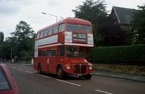 136CLT GM Buses London Transport