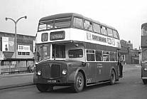 XVO330 Nottingham Corporation West Bridgford UDC