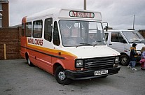 F216AKG Maghull Tours,Bootle National Welsh
