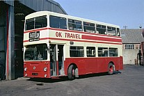 JGU258K OK,Bishop Auckland Lockey,St.Helens Auckland London Transport