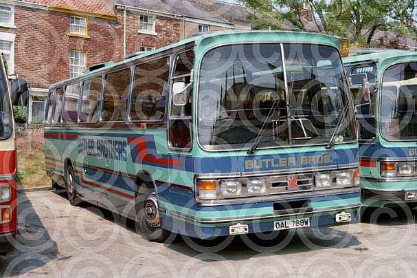 OAL788W Butler,Kirkby-in-Ashfield