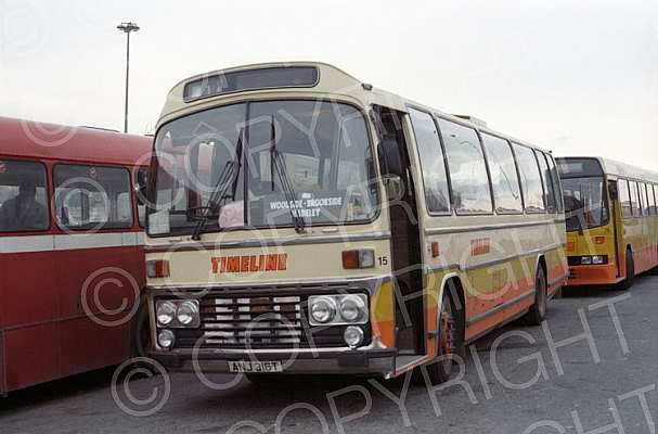 ANJ316T Timeline,Leigh Rennie,Dunfermline Southdown MS