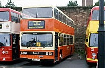 A602THV Finches,Wigan Robinsons,Stewerley London Transport