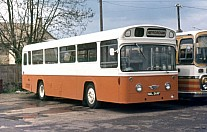 NAL544F Heyfordian,Upper Heyford Nottingham CT West Bridgford UDC