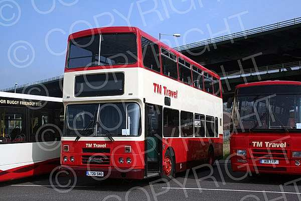 L720SNO (93D10165) TM,Chesterfield Dublin Bus