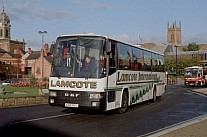 A168OHJ Lamcote,Radcliffe-on-Trent Eurobus,Harmondsworth