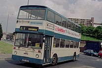 BFR301R Nottingham Omnibus Blackpool CT