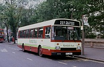 BPL484T (Rebody) Kentish Bus London Country