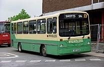 JDZ2401 McKindless,Wishaw London Buses