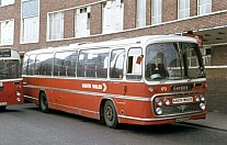 UNY832G South Wales Transport Neath & Cardiff